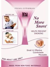 Miscellaneous No More Snore Anti-snoring Device, pink