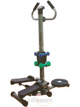 Multi Stepper with Twister & Dumbells