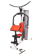 Powermax Fitness GH-285 Multi Home Gym, red