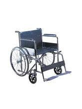 Smart Care SC809 Manual Wheelchair, grey