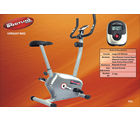 Pro Bodyline High Quality Stylish Magnetic Upright Bike (Exercise Cycle) with Sturdy Frame Structure (Silver)