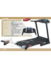 Pro Bodyline Domestic Motorised Treadmill With 3 H. P-T500