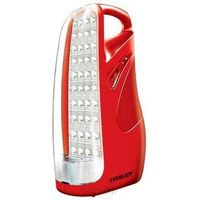 Eveready digi LED 180 Degree Rechargeable Emergency Light,  red