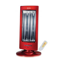 Baltra Carbon Heater Carbon BTH 114 with Remote