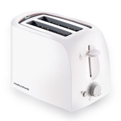 Morphy Richards AT 201 2 Slice Pop Up Toaster, multicolor