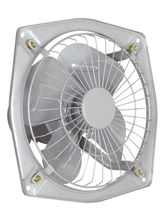 Luminous 230 mm Fresher Ventilation Fan WG, silver