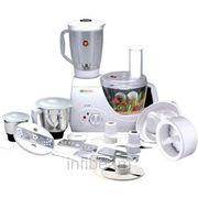 Bajaj FX 11 Food Processor Food Factory, standard-white