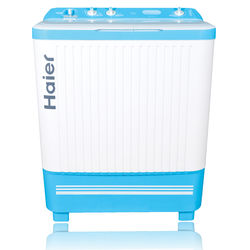 Haier Semi Automatic Washing Machine XPB 72-714D 7.2 Kg,  aqua
