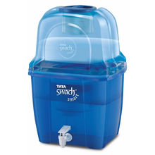 Tata Swach Non Electric Smart 15-Litre Gravity Based Water Purifier, multicolor