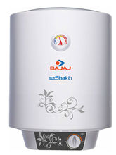 Bajaj New Shakti 15 GL Water Heater, multicolor