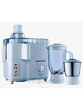Morphy Richards Effectivo 2 Jars Juicer Mixer Grinder (White)