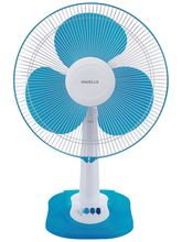 Havells Swing Table Fan Zx 400Mm, light blue