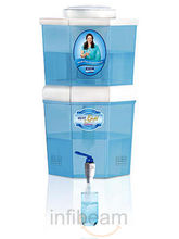 Kent Gold Optima UF Gravity Water Purifier (White)