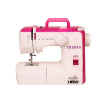 Dhoraji Limbad Dream Girl Sewing machine, pink