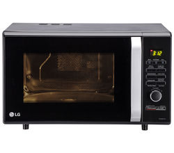 LG MC2886BFTM 28 L Convection Microwave Oven, black