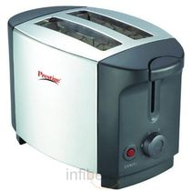 Popup Toaster Stainless Steel,  silver