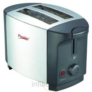 Prestige PPTSKS Stainless Steel Popup Toaster