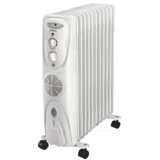 Surya 500W 9 Fins Fan Room Heater