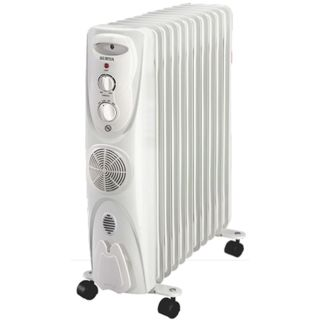 Surya 500W 11 Fins Fan Room Heater