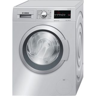 Bosch WAT24167IN Fully automatic Front loading Washing Machine  7.5 Kg, Silver
