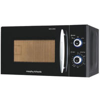 Morphy Richards MWO 20 MS Solo 20 Liters Microwave,  black