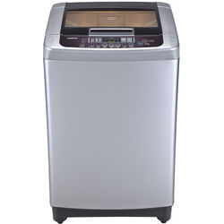 LG Top Load Washing Machine T9003TEELR 8 Kg, multicolor