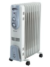 Havells OFR 9 Fin 2000W with PTC Fan Heater, multicolor