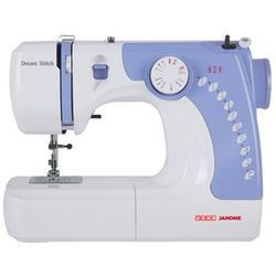 Usha Dream Stitch Automatic Sewing Machine, multicolor