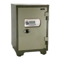 Ozone Warrior 99 Es-Fp-99 Fireproof Safe,  green