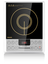 Philips HD4929/00 Induction Cooker (Black & Silver), multicolor
