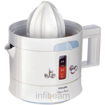 Philips HR2774/00 Citrus Press Juicer,  white