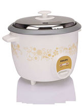 Philips HD3043/00 1.8 Rice Cooker (White)