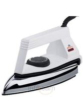 Bajaj Glider Light Weight Iron (White)