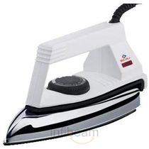 Bajaj Glider Light Weight Iron, standard-white