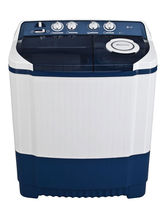 LG Semi Automatic Washing Machine P8072R3FA 7.0 KG, dark blue