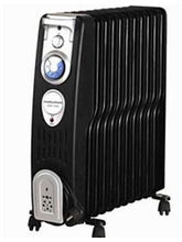 Morphy Richards OFR 1100 Room Heater (Black)