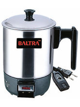 Baltra BHC-101 0.8Ltr Electric Kettle (Heating Cup), multicolor
