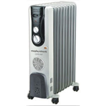 Morphy Richards OFR 09 F Room Heater, standard-silver