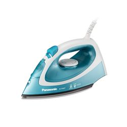 Panasonic Steam Iron NI-P300TAS, white blue
