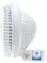 Bajaj Ultima PW-01 Personal Wall Fan (White)