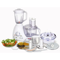 Padmini FP 403 Food Processor, standard-white
