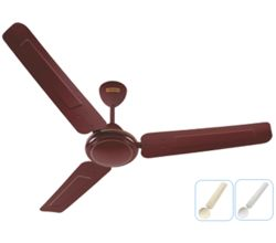 Luminous 1200 mm Kooler Ceiling Fan Chest White