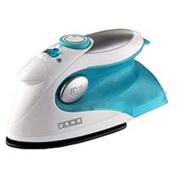 Usha Techne 500 Travel Stream Iron, multicolor