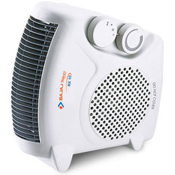 Bajaj RX10 Room Heater, standard-multicolor