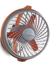 Luminous 230 mm Fan - Buddy, royal orange