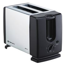 Bajaj ATX 3 Auto Pop 2 Slices SS Pop Up Toaster, standard-multicolor