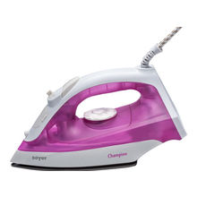 SOYER STEAM IRON CHAMPION SI 101, multicolor