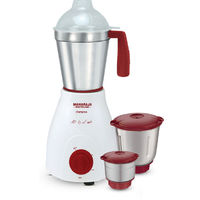 Maharaja Whiteline CHAMPION MX -121 Mixer Grinder, multicolor