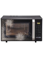 LG MC2846BCT 28 L Convection Microwave Oven, black