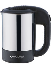 Bajaj Majesty KTX2 Travel Kettle, multicolor